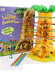 juguetes educativos para niños volcado mono monos caída de mesa regalos de juego los niños del cumpleaños para los niños&chicas