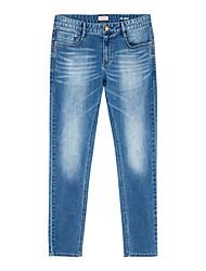 Meters/bonwe Men's Jeans Pants Blue / Light Blue-246094