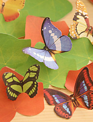 1PC Lovely  Butterfly Originality (Simulation) Adornment Post-It Notes/N Times Posted Notices