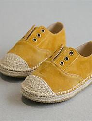 Sneakers a la Moda(Amarillo) -Comfort-Tul