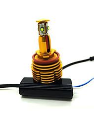 2PCS 40W Can-bus Model CREE LED Angel Eye for B-MW E60/E61/E63/E64/E70/E71/E82/E87/E90/E92/E93/M3