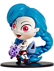 Jinx Model Hero Model Ornaments 1PC 10cm