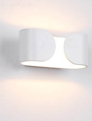 LED / Lampadina inclusa Lampade a candela da parete,Moderno/contemporaneo LED integrato Metallo