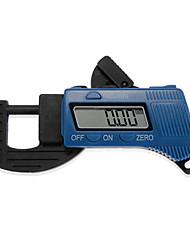 "12,7 mm / 0,5 ""Kohlefaserverbund digitale Dicke Sattel Mikrometer Messer"
