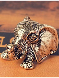 The New European And American Wind Restoring Ancient Ways Is The Elephant Animal Woman Ring