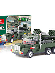Counter-Terrorism Building Blocks Series For Kids Truck Assembly Scale Models  Enlighten Gift For Boys