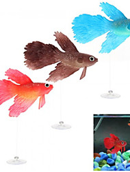 Plastic-Aquarium Decoratie