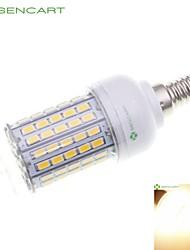 10W E14 / GU10 / B22 / E26 / E26/E27 LED лампы типа Корн Утапливаемое крепление 102 SMD 5630 900-1200 lm Тёплый белый / Холодный белый