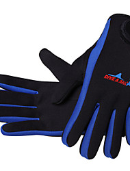 Diving Gloves Diving Anti-skidding Neoprene Unisex M S L