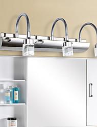 LED Iluminación baño,Moderno/ Contemporáneo LED Integrado Metal