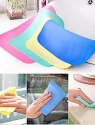 40*30cm Multifunction Car Cleaning Towel Kitchen Polishing Cloth Random Color
