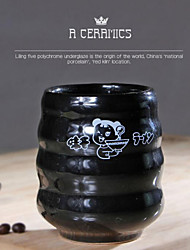 chá Ajisen sopa copo restaurante tigela de sopa copo marca de cerâmica copo de café copo restaurar antigas formas é o criativo