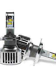 freightliner voiture fuso conduit phare 60w osram faisceau haut conduit phare légèreté brillante conduit kit de phare
