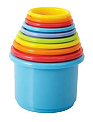 Colourful Stack Cups for Kids(3--6 years old)