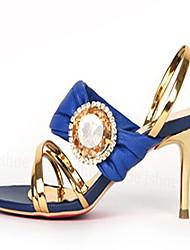 Women's Shoes/ Glitter Stiletto Heel Heels / Gladiator Sandals / SlippersWedding / Office & Career / Party & Evening