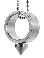 Fura Außen edc Selbstverteidigung Anhänger Single-Fingerring - Silber