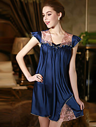 The new summer dress female short sleeved pajamas