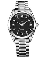 Men's Fashion Water Resistant Stainless Steel Wrist Watch Cool Watch Unique Watch