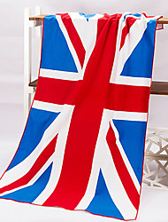 Fashion UK Flag Beach Towel,27.5 by 55 inch