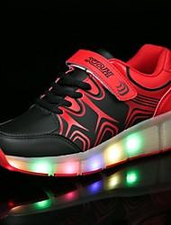 BOY-Sneakers alla moda-Comoda / Innovativo / Scarpe con rotelle-Sintetico