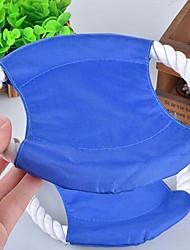Dog Pet Toys Flying Disc Rope Random Color Textile