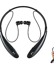style tour de cou hbs800 stéréo sportif sans fil Bluetooth casque casque avec microphone pour iPhone et autres