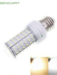 SENCART 4 x E27 B22 E14 GU10 10W 126 x 2835SMD 1200LM Warm White / Cool White Led Light Bulbs AC110 AC240V)
