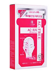 Máscara Molhado Liquido Limpeza Rosto Branco Korea