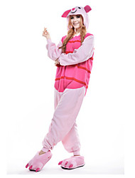New Pig cosplay® porcelet polar adulte pyjama kigurumi (sans chaussures)