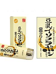 1 Base Molhado Creme Proteção Solar / Branqueamento / Longa Duração Rosto Natural china other