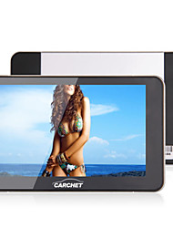 "5 ""touch screen navigatore satellitare gps 4GB MTK ram 128mb auto accessori"