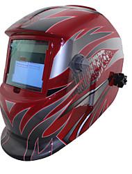 ferramentas de soldagem solar de auto escurecimento li bateria soldagem TIG MMA mig capacetes máscara / soldador / cap / óculos / máscara