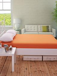 1pc suave&multicolor algodón cómodo valor seguro sábana ajustable