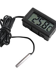 Aquarium Fish Tank Water LCD Screen Digital Thermometer