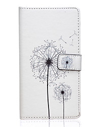 Elegant Pattern Design PU Leather Case with Card Slot and Stand for LG V10