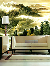 JAMMORY Art Deco Wallpaper Classical Wall Covering,Other A Large Mural Wallpaper Landscape Paintings