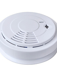 433MHZ Photoelectric Wireless Fire Smoke Detector Sensor Work Standalone or With Alarm Systems of Supplier 15338