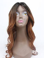 24Inch R3123 X-TRESS Synthetic Wigs For Black Women Heat Resistant Glueless Wig Machine Made Wavy Synthetic Hair Wig