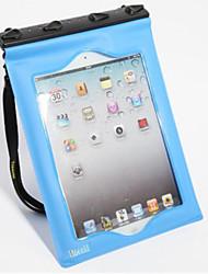 Boîtes sèches / Sacs Etanches iPad / Etanche Plongée & Snorkeling Noir / Blanc / Rouge / Orange / Vert / Bleu PVC-Tteoobl