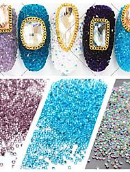 Cartoon / Lovely / Punk / Wedding Finger 3D Nail Acrylic Molds / Nail Jewelry Acrylic 1 8.1*6*0.5