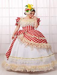 Halloween / Navidad / Carnaval / Año Nuevo- paraMujer-Disfraces de las Series de Princesas / Disfraces de Temas de Películas y Televisión-