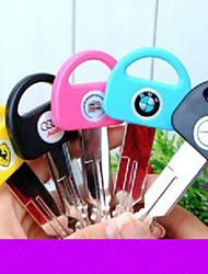 1PC Key Modelling Ballpoint Pen Gift Pen For BMW/Audi Car Key Pen(Style random)