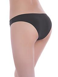 Žene Ultra seksi gaćiceJednobojni Sexy Umjetna svila