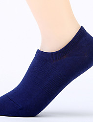 Low Cut Socks Men's Breathable Sweat-wicking Low-friction-1 Pair for