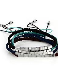 Vilam® Women's Kid's Colorful Exquisite Handmade Braiding Friendship Bracelet 19~21cm