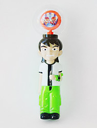 Light Music Ben 10 Rolling Ball