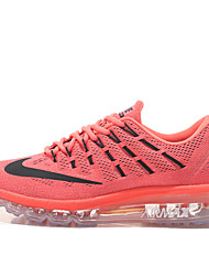 Nike Air Max 2016 Pumps / Ronde teen / Sneakers / Hardloopschoenen / Vrijetijdsschoenen Dames Slijtvast / Luchtbedden Zwart / Oranje