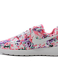 Nike Roshe One Print Womens Running Shoes Pink Trainers Sneakers Shoes