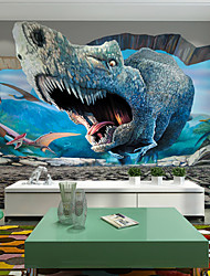 Animais / Fantasia / 3D Wall Stickers Autocolantes 3D para Parede,Canvas S M L XL XXL 3XL