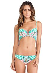 Fashion Sexy Bikini Swimsuit Bikini Retro National Wind